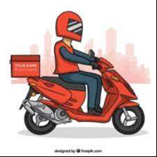 Food delivery job not required bike required DL
