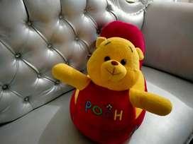 Jual Bantal Duduk Boneka Pooh Imut
