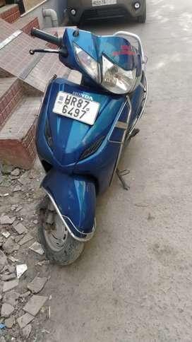 Honda'Activa 4G, good condition.