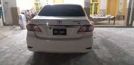 Corolla 2014  Car for rent