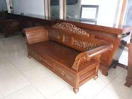 Sofa bale pengantim