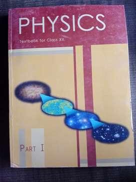 NCERT Physics class 12th Part 1 & Part 2