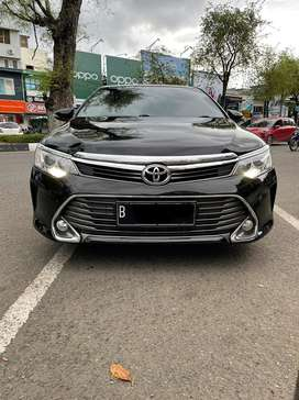 Toyota Camry 2.5 G Matic Tahun 2016 nik 2015