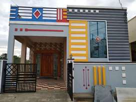 2-BHK house for sale near Vignanasudha degree college Muruganipalli