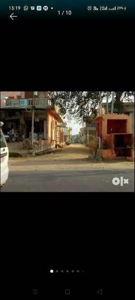 150 sq yard plot near Laxmi Nagar Mathura@7k per sq yard