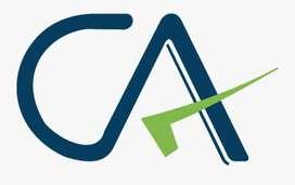 Req.  3 fresher male/ female accountants for Karol bagh based ca firm