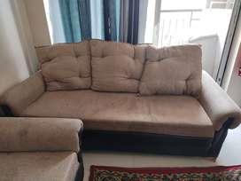 Maharaja Sofa with 2 Single & 1 is 3 seating