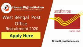 URGENTLY REQUIRED FOR INDIAN POST OFFICE JOB UNDER 3RD PARTY