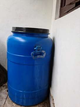 Container (200 Litres capacity) at 500/-