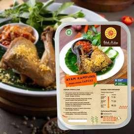 KALEYO Ayam Kampung Goreng 4pcs