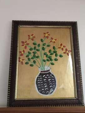 Handmade Painting (Framed)