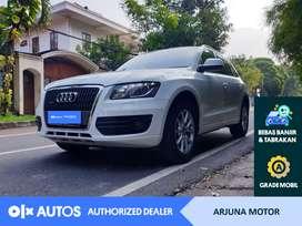[OLXAutos] Audi Q5 2009 2.0 A/T Bensin Putih #Arjuna Motor