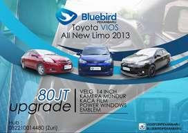 Harga Turun 80jt Toyota Vios All New Limo Gen 3 Tahun 2013