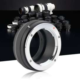 Sony NEX E Mount & Other Manual Adopters Available For All Lenses