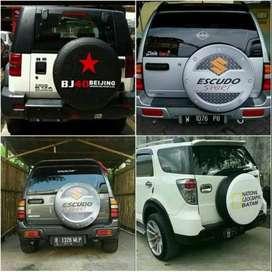 Cover/Sarung Ban Panther/CRV/Jeep/Rush/Terios/Best Design#Juventini Se