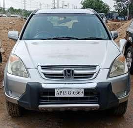 Honda CR-V 2.4 AT, 2003, Petrol