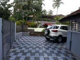 A 3BHK independent house behind Civil station, Eranjipalam,Calicut