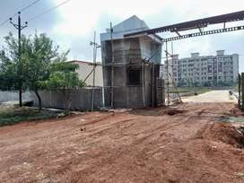Corner and Garden Facing Plot Nr Ashoka Ikon