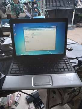 Laptop hp cq40 intel core2duo