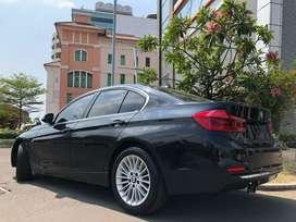 Jual mobil BMW 520i luxury modern line 2016