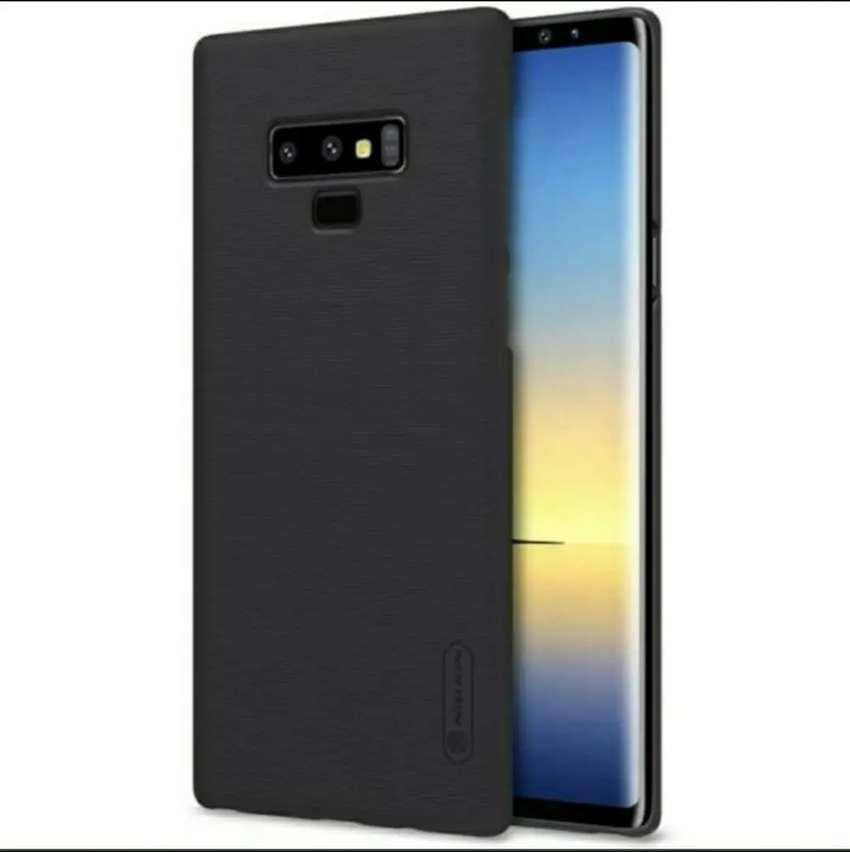 Case Samsung Note 9 Matte Nilkin Frosted Shield