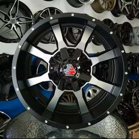 AMW wheels VELG buat FANTHER R20X9 PCD 6X139.7 OFFSET 18