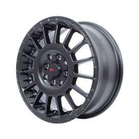 jual velg type hsr wheelHSR-Aarrow-JD803-Ring-15x65-H8x100-1143-ET45-S