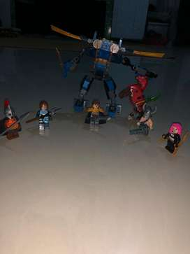 Lego dijual seadanya