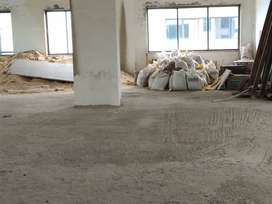 1400 sqft bareshell office space available in sector 5
