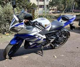 Yamaha R15 V2 in very good condition, All documents ready