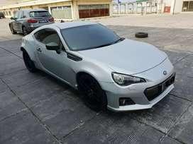 Subaru brz full modif,turbo kit. Jual cepat