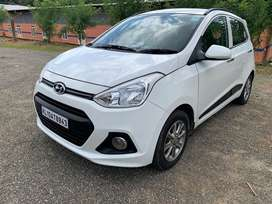 Hyundai Grand i10 2015 Petrol Well Maintained