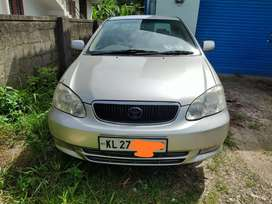 Excellent condition TOYOTA COROLLA