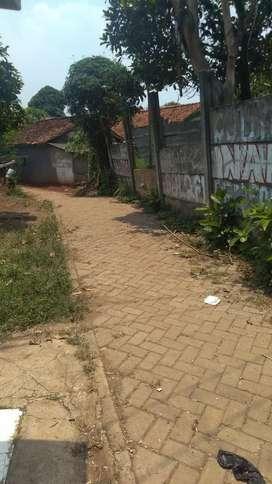 Jual tanah murmer LT 400, dekat serpong garden, 3 km ke stasiun cisauk