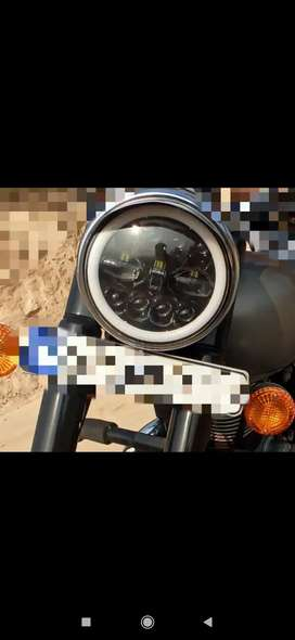 ROYAL ENFIELD Led, Projector headlight