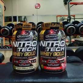 MT Nitro Tech Whey Gold 2.2 lb MuscleTech NitroTech 2,2 lbs