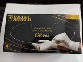 Doctor Shield Latex & Nitrile Examination Gloves