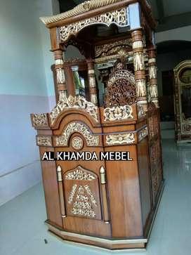 Ready Mimbar Masjid Monggo