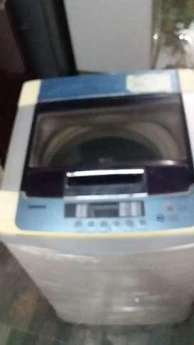 Fully automatic washing machine on rent 399