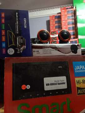 Head unit plus Instaalasi(buka 24 jam)