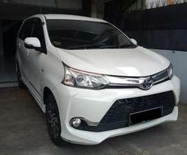 Jual cepat Toyota Avanza Veloz 2016 AT putih kesayangan