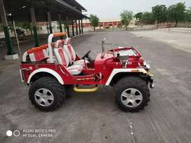 Sk moter JEEP modified