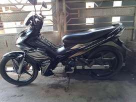 Jupitet MX 2010 pke kopling hitam