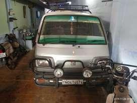 Maruti Suzuki Omni LPG BS-III, 2005, LPG