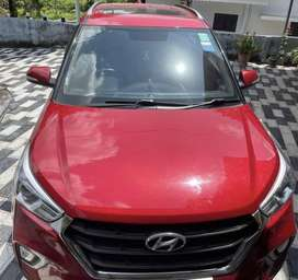 Hyundai Creta 1.6 SX Option, 2018, Petrol