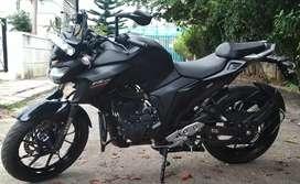 Yamaha FZ25 Matte Black 2019