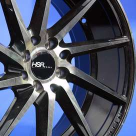 CIAO 561 Hsr Velg Racing Ring18x8 H8 BMF