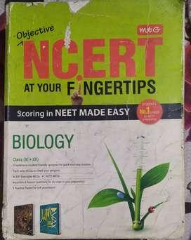 Biology fingertips mtg