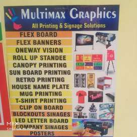 Wanted graphics designer