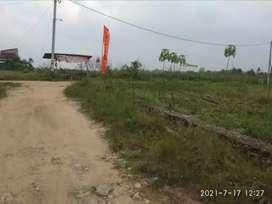 Tanah Kavling belakang pasar Jatimulyo